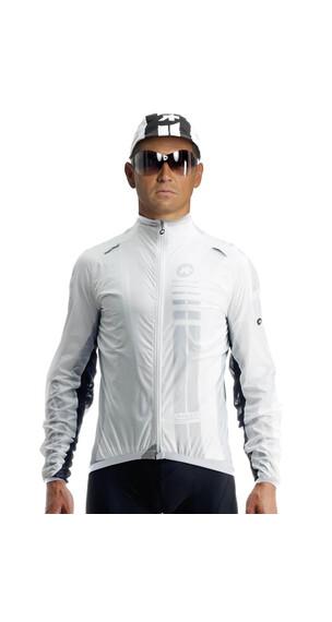 assos sJ.blitzFeder Jacket Unisex whitePanther